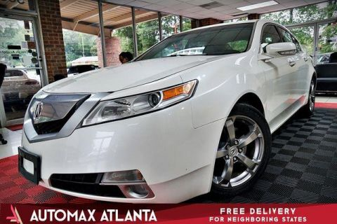 2010 Acura TL 4dr Sedan Automatic SH-AWD Tech