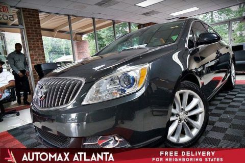 2015 Buick Verano 4dr Sedan Convenience Group