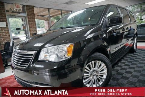 2014 Chrysler Town & Country 4dr Wagon Touring