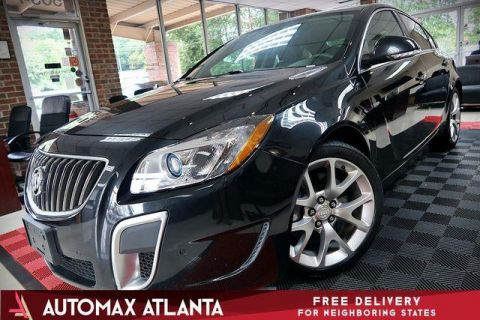 2012 Buick Regal 4dr Sedan GS