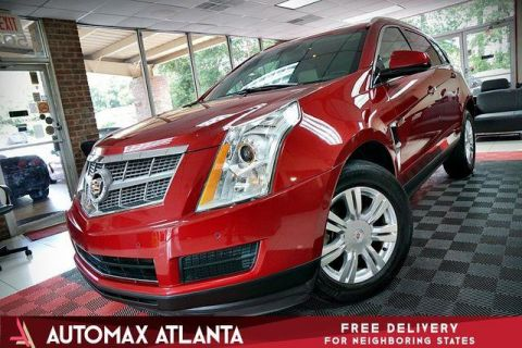 2011 Cadillac SRX FWD 4dr Luxury Collection