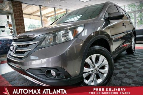 2012 Honda CR-V EX-L NAVIGATION AND BACKUP CAMERA