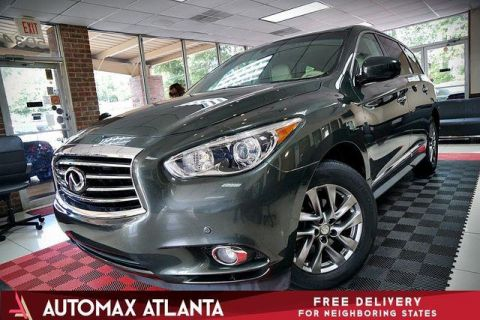 2013 INFINITI JX35 ***NAVIGATION AND BACKUP CAMERA***