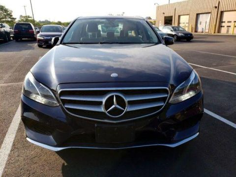2015 Mercedes-Benz E-Class 4dr Sedan E 350 Sport 4MATIC®