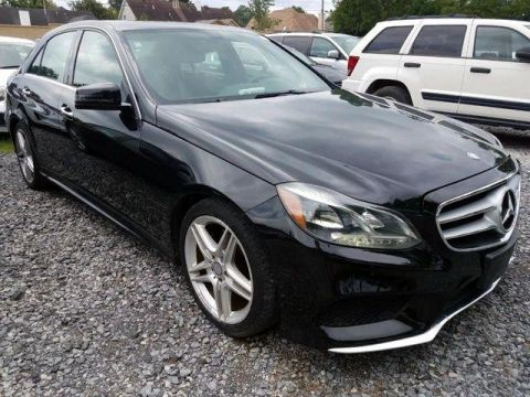 2014 Mercedes-Benz E-Class 4dr Sedan E350 4MATIC®